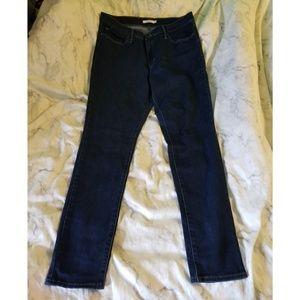 a3a20e36 Levi's Jeans | Levis Slimming Skinny Dark Wash 32x32 | Poshmark